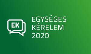 A 2020. évi egységeskérelem-beadást segítő rövid tájékoztatók