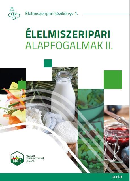 Élelmiszeripari alapfogalmak II.