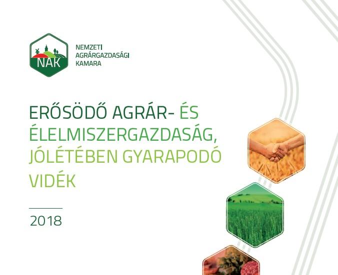 Erősödő agrár- és élelmiszer-gazdaság, jólétében gyarapodó vidék